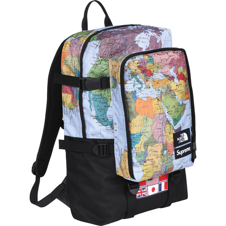 Supreme: The North Face®/Supreme Expedition Medium Day Pack Backpack - Map