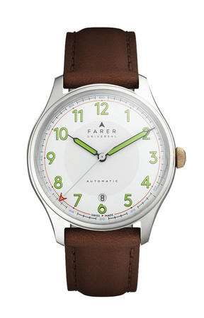 Farer Automatic Watch - Beagle -