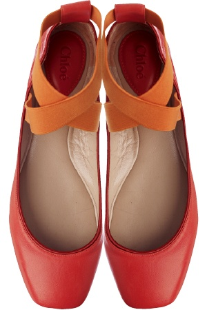 Shoes / Chloe...ballet insipired flats...perfection