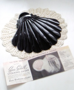"""Interior - 1940-50's """"Sea Shell"""" STOCKING&LINGERIE DRYER【箱付きDEAD-STOCK♡】 - Little ♥ Hideaway 〜ヴィンテージから現代まで〜 Candy Hearts♡USA & UK 輸入雑貨"""