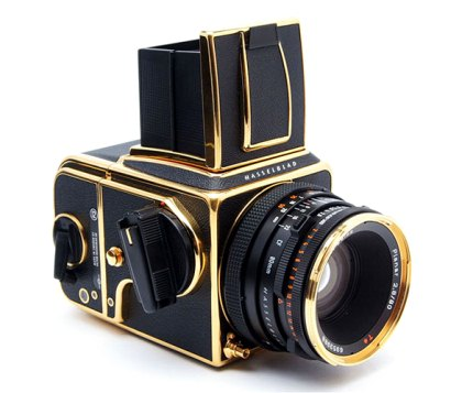 Hasselblad 30 Year Gold Exclusive 500C/M 500CM Outfit | eBay
