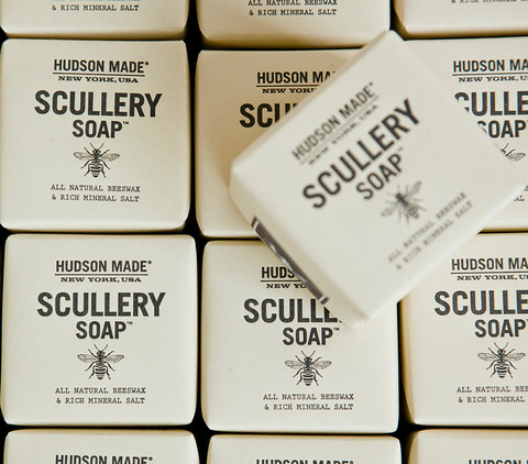 Hudson Made: Scullery Soap – Hudson Made New York