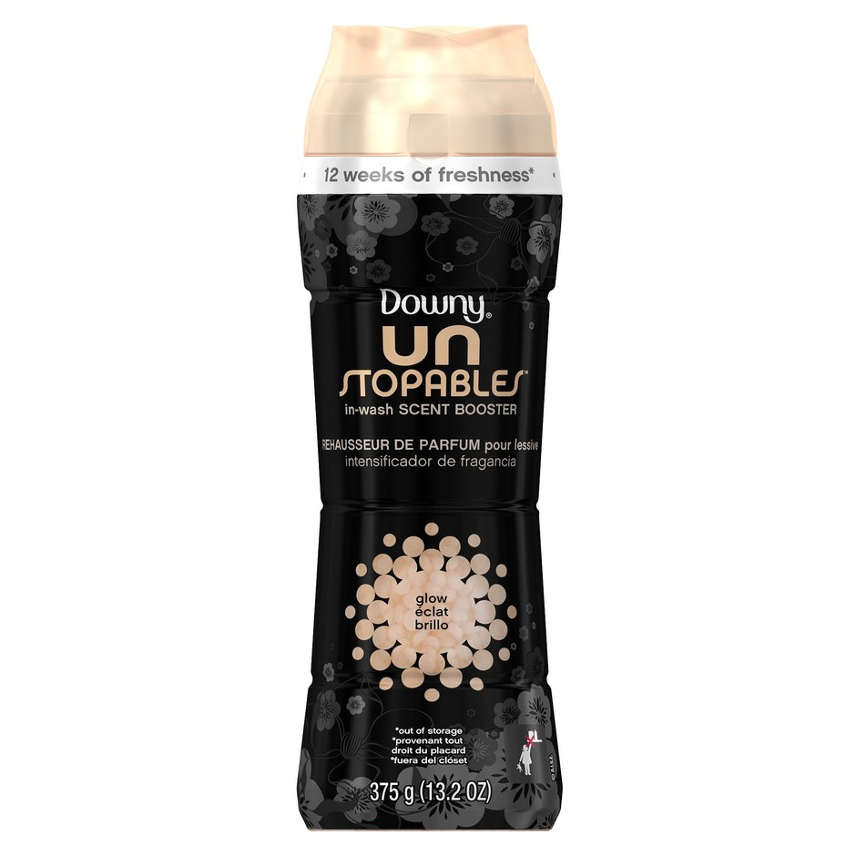 Downy Unstopables In-Wash Glow Scent Booster 21 Loads 13.2 Oz:Amazon:Health & Personal Care