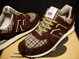 new balance ( ニューバランス ) M576BHT Harris Tweed Edition | KICKS SNIPER