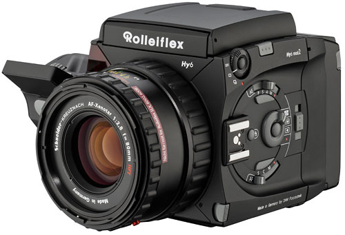 New cameras from Rolleiflex: Hy6 Mod2 and FX-N | Photo Rumors