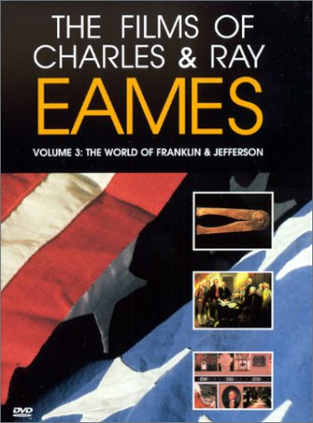 Amazon.com: The Films of Charles & Ray Eames, Vol. 3: The World of Franklin & Jefferson: Films of Charles & Ray Eames: Movies & TV