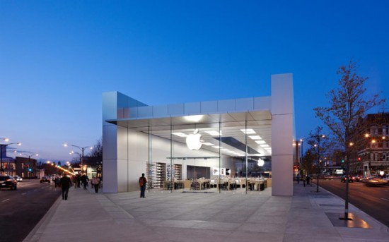 15 Incredible Apple Stores