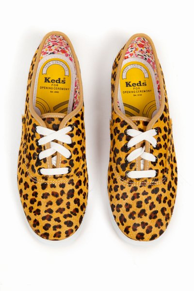 KEDS FOR OPENING CEREMONY KEDS CHAMPION SHOES - MEN - OPENING CEREMONY