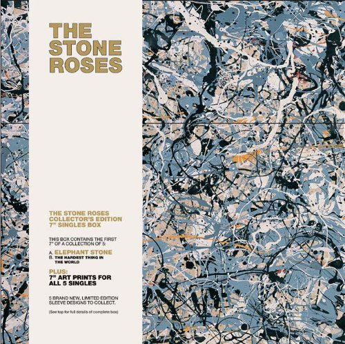 "Amazon.co.jp: The 7"" Singles Collection [7 inch Analog]: Stone Roses: 音楽"