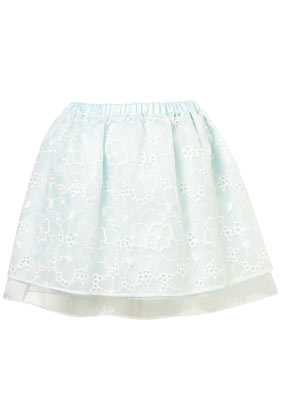 Lace Organza Prom Skirt - Skirts - Clothing - Topshop