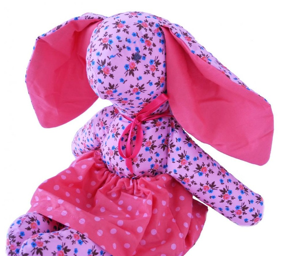 Chloe The Rabbit - Soft Toy For Baby And Toddlers | Luulla