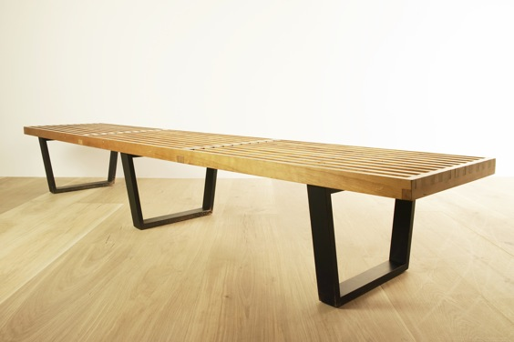 601_bench | vintage & used | BUILDING fundamental furniture