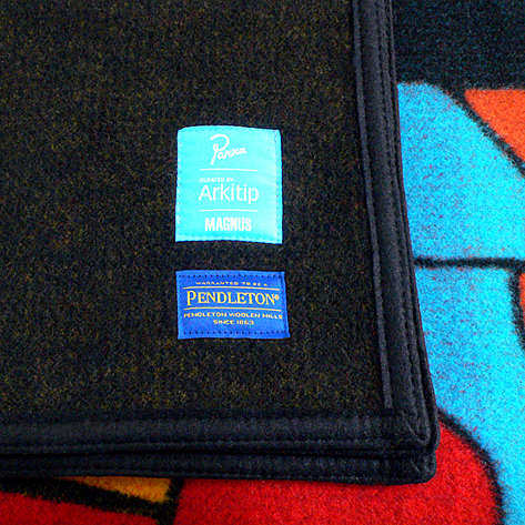 Parra x Pendleton Wool Mills x Arkitip | Six Years Later Magazine