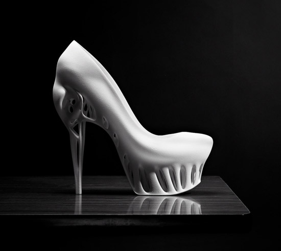 Biomimicry shoe | who killed bambi?