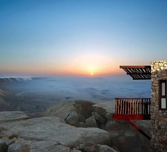 Beresheet Hotel in Mitzpe Ramon, Isrotel Exclusive Hotels