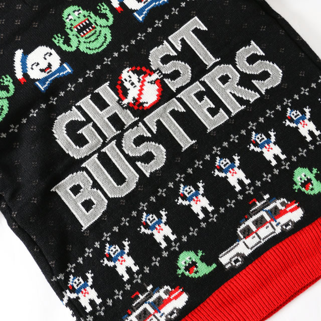 Ghostbusters Sweater – Middle of Beyond