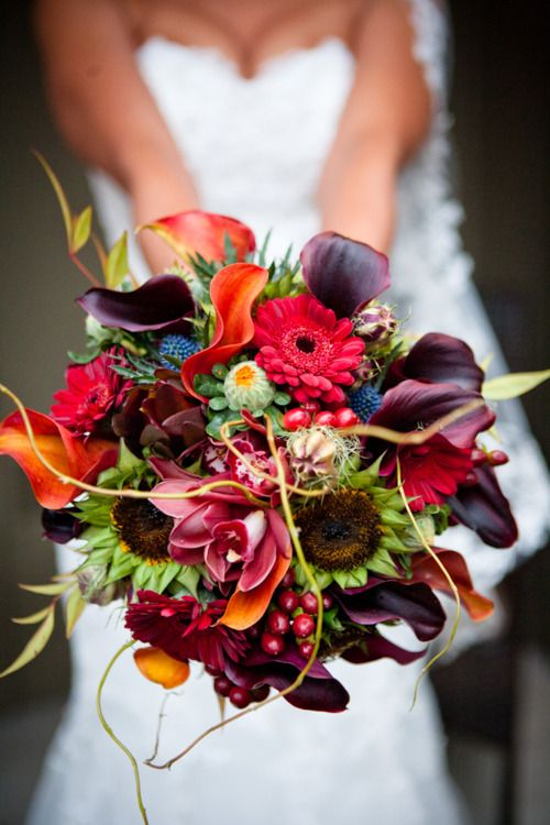 Love this bouquet | Wedding decorations