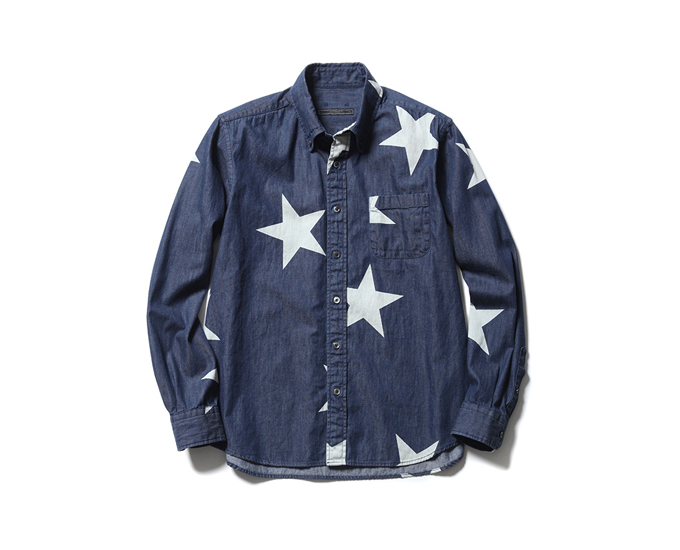 SOPHNET. | PRODUCT | BIG STAR DENIM B.D SHIRT