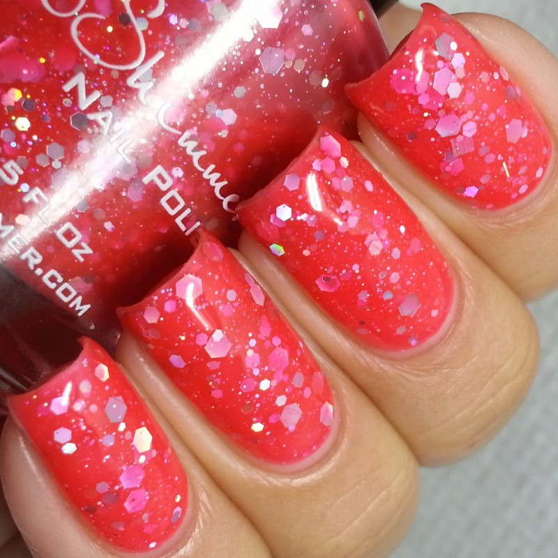 The PolishAholic: KBShimmer Spring 2014 Collection Swatches & Review