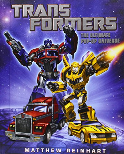 Amazon.co.jp: Transformers: The Ultimate Pop-Up Universe: Matthew Reinhart, Emiliano Santalucia: 洋書