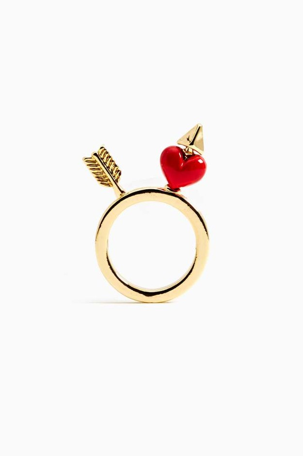 Cupid Ring in Accessories at Nasty Gal