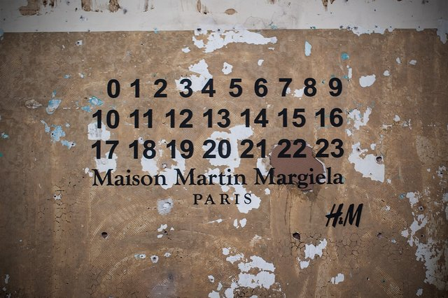 Fancy - Maison Martin Margiela for H&M 2012 Fall/Winter Collection Launch Recap