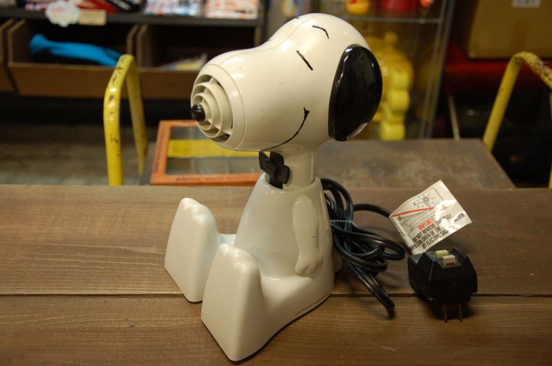 VARIANT ANTIQUES & CLOTHING SERVICE スヌーピー ヘアードライヤー  SNOOPY HAIR DRYER