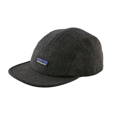 Recycled Wool Cap, Forge Grey (FGE)
