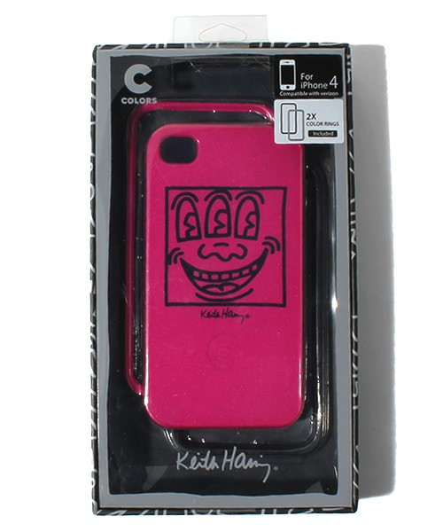 COLORS(カラーズ) | Keith Haring Collection for iPhone 4/4S Face キースへリングiphoneケース(モバイルケース) - ZOZOTOWN