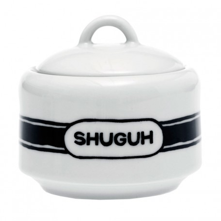 "Brooklynese ""Shuguh"" Sugar Bowl - Patterns & Collections"