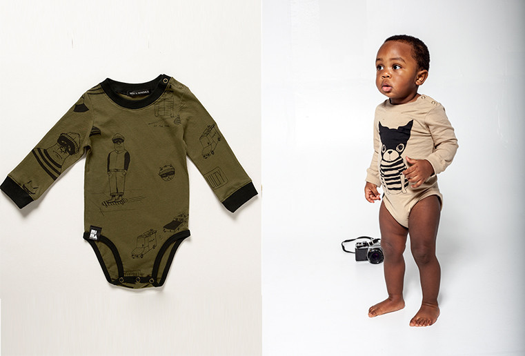 Mini & Maximus :: Hit The Road Onesie