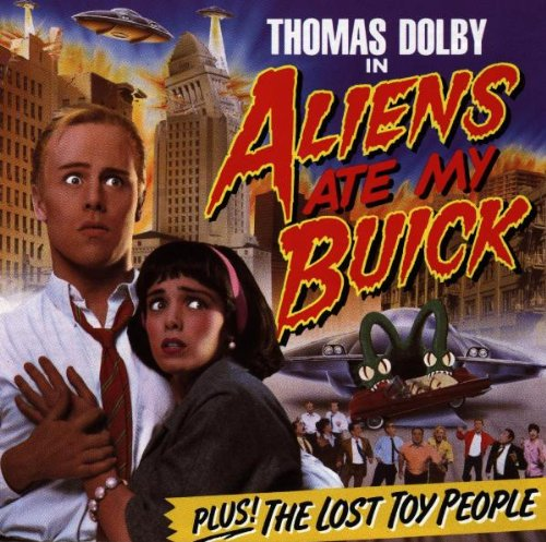 Amazon.co.jp: Aliens Ate My Buick: Thomas Dolby: 音楽