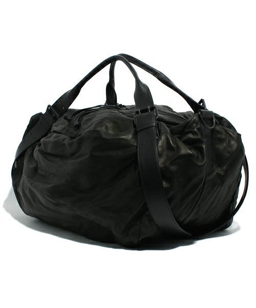 PATRICK STEPHAN / Leather-washed bag 'chiffon'(ショルダーバッグ) - ZOZOTOWN