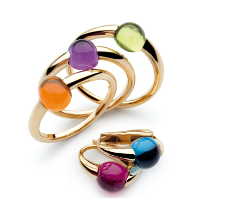 Pomellato's M'ama non M'ama Rings : ButterBoom Hong Kong's Daily Blog