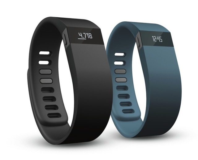 Fitbit Force, A Fitness Tracking Band That Functions as a Watch
