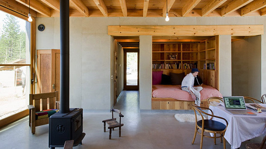The Scout :: Blog :: Architecture :: Atelier Bow Wow / Mike Mills