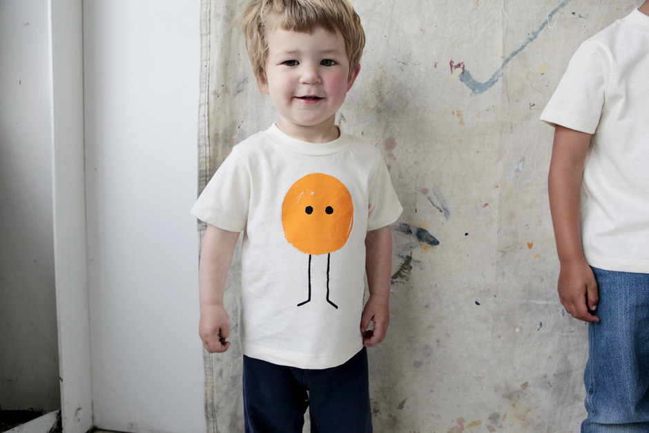 Go Play Toddler Tee, Circle | Shop by More & Co. - More & Co.