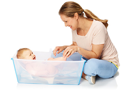 Stokke® Flexi Bath™The foldable baby bathFrom birth to 4 years. - Stokke® Global