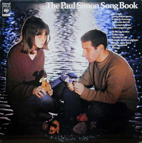 PAUL SIMON / THE PAUL SIMON SONG BOOK (LP) の通販 | カラメル