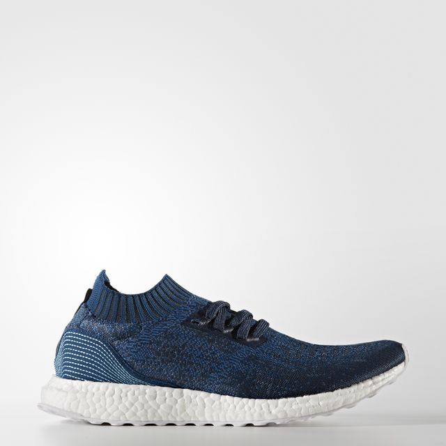 adidas UltraBOOST Uncaged Parley Shoes - Blue | adidas US