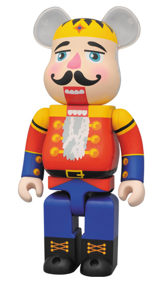 BE@RBRICK DRX-MAS 400% NUTCRACKER - BE@RBRICK22