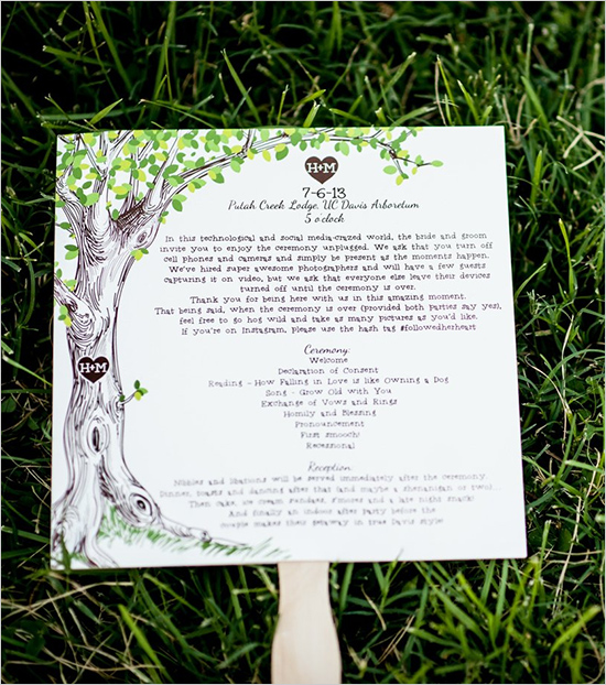 Go Craft Crazy With This DIY Wedding - The Wedding Chicks