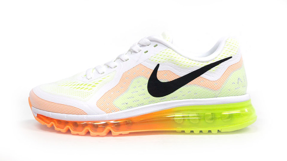 AIR MAX 2014 「LIMITED EDITION for CORE」 WHT/YEL/ORG/BLK ナイキ NIKE | ミタスニーカーズ|ナイキ・ニューバランス スニーカー 通販