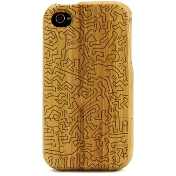 Keith Haring x COLORS Bamboo iPhone 4/4S Case | SLAMXHYPE