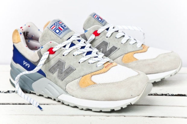"Concepts x New Balance 999 ""The Kennedy"" 