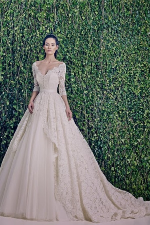 WEDDING DRESSES: ZUHAIR MURAD BRIDAL FALL 2014 ‹ ALL FOR FASHION DESIGN