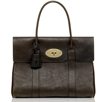 Mulberry Bayswater Apple Laptop Women Work's Bag Chocolate [MulberryBayswaterAppleLaptop_03] - GBP99.00 : Mulberry Outlet UK