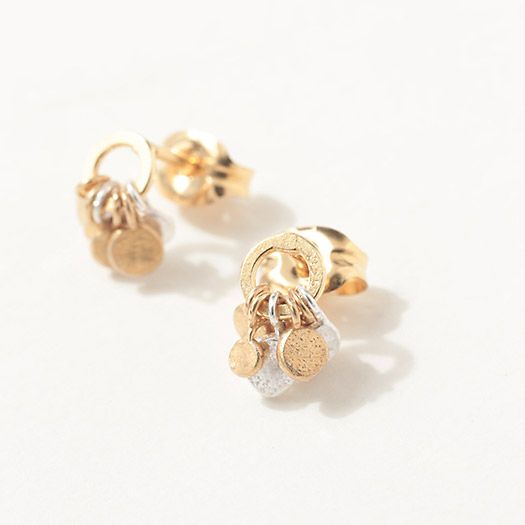 TINY GOLD SILVER BEADS   ONLINE STORE   MARGARET HOWELL