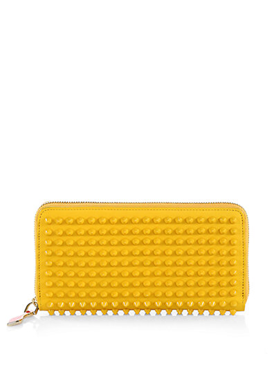 Panettone Studded Continental Wallet - Zoom - Saks Fifth Avenue Mobile