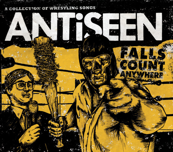 Rusty Knuckles - Motors and Music for True Grit Characters - Rock N' Roll, Country, Metal, Punk Rock: ANTiSEEN Founders Hold Steady On A Path Of Punk Rock Chaos